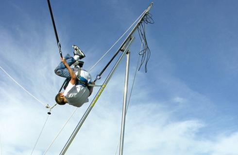 </p> <h3>AIRE D'AÉRO-JUMP</h3> <p>
