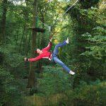 Parcours Tyroliennes Parcours d'Olhain| Passion d'Aventure
